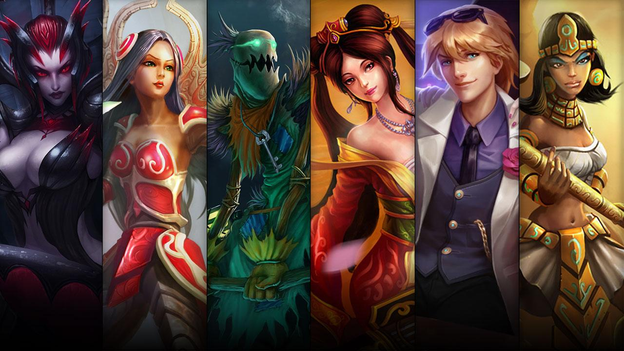 Champion And Skin Sale 04 09 08 09 League Of Legends