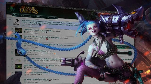 Join us for a Jinx reddit AMA on 10.03 | League of Legends
