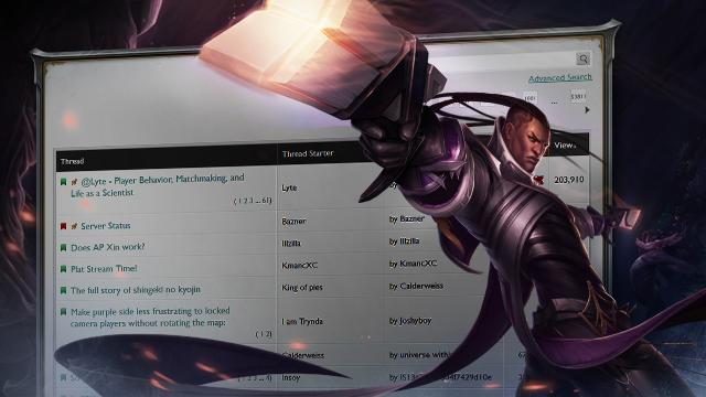 Join the devs for a Lucian AMA on reddit | League of Legends