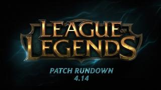 Patch Rundown – 4.14