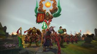 Year of the Emperor | Lunar Revel 2017 Skins Trailer - League of Legends