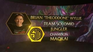 Pro Player Pick: TheOddOne Picks Maokai