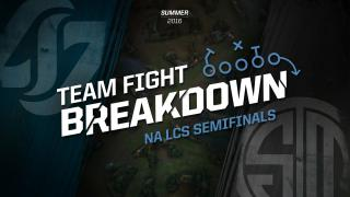 Team Fight Breakdown with Jatt: CLG vs TSM (2016 NA LCS Summer Semifinals)