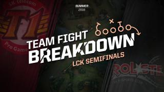 Team Fight Breakdown with Jatt: SKT vs KT (2016 LCK Summer Semifinals)