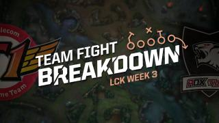 Team Fight Breakdown with Jatt: SKT vs ROX (2016 LCK Spring Week 3)