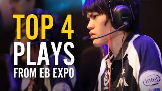 Top 4 plays from EB Expo - Oceanic Regional Final