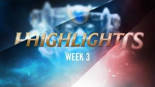Winter Regional Ro8 Week 3 Highlights